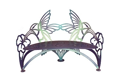 Hummingbird Bench