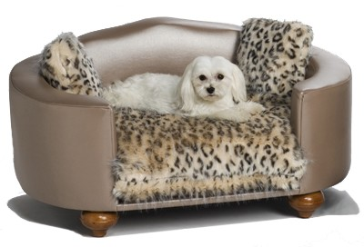 Leopard Designer Dog Bed Our Favorite Pick Plus Free Shipping