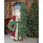 Tuscany Lifesize Father Christmas Santa  Most Popular Santa SPECIAL PRICE